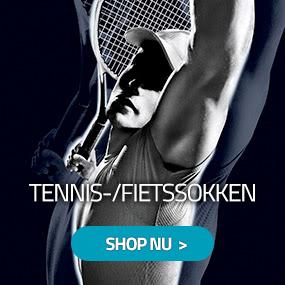 Tennis / Fiets